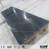 Commerce de gros de la résine acrylique blanc pierre Surface solide