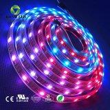 Striscia indirizzabile di RGB LED di colore completo della striscia Ws2812 Ws2811 60LED/M di DMX Digitahi LED