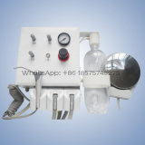 歯科実験室の携帯用タービン単位の空気圧縮機3の方法