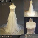 熱い中国の製造者のウェディングドレス