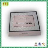 Caixa rígida de papel de Costomized para o cosmético