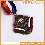 Kundenspezifische Qualitäts-Medaille für Sport-Spiel