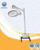 Serie II Shadowless luz quirúrgica del Hospital móvil con batería de 500