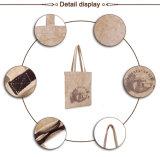 2017の熱い販売のカスタムロゴによって印刷されるデザイン方法型のショッピング・バッグの戦闘状況表示板のキャンバス袋