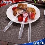 Rotes Essgeschirr für Hochzeits-Messer-Gabeln und Löffel