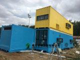 Oficina prefabricada de la casa del contenedor