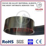 Tira de la aleación 0cr21al6nb Resisior de Fecral para los hornos des alta temperatura