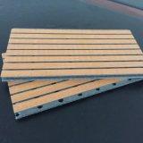 Panel acústico de madera ranurado a Corea