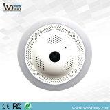 WiFi IP-Kamera + Feuer-Rauch-Warnungs-Sicherheitssystem