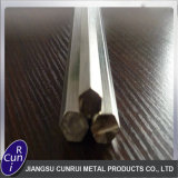 316lvm barres hexagonale en acier inoxydable de qualité pour les machines