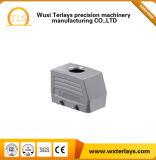 Piezas del vehículo eléctrico de piezas del aluminio del CNC