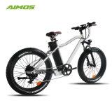 26*4.0 350W250W 750W 1000W grasa eléctrica bicicleta de montaña, ocultos de la grasa de la batería eléctrica bicicleta de montaña de neumáticos