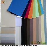 La luz del día /Blackout 100% poliéster persianas verticales telas