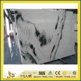 부엌을%s 자연적인 Polished 판다 백색 돌 대리석 또는 목욕탕 또는 벽 또는 마루 또는 단계 또는 도와 또는 클래딩
