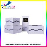 Perfume elegante caixa de embalagem de papel