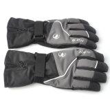 スポーツの手袋を競争させるFgv024xlgyの冬のタッチ画面の防水防風のオートバイ