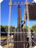 """altifalante de coluna linear, Jbl orador estilo (VT4888) de 12"""" com duplo sistema de coluna linear de Três Vias"""
