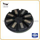 4 polegadas de polimento de metais de resina de diamante para polimento de piso
