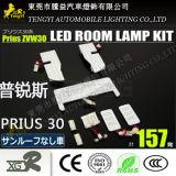 des Selbstauto-12V Innenraum-Licht-Lampe abdeckung-der Anzeigen-LED für Toyota Prius 50/30 Serie