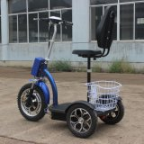 Vespa eléctrica plegable de la movilidad 3-Wheel del adulto 500W con Ce