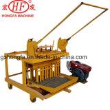 Macchina del mattone, macchina per fabbricare i mattoni, macchina del blocco, blocco che fa macchina