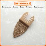 лезвие терпуга Grisp перста карбида 40mm (1-5/8 '') осциллируя с системой универсалии подходящей