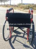 Venta de fabricante, sillón de ruedas plegable del Backbar