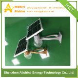 luz solar impermeable del jardín de la aleación de aluminio 12W