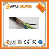 Flaches flexibles Energien-Kabel mit NBR Gummiisolierung und umhüllt