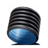 Dn200mm 800mm HDPE zum doppel-wandigen gewölbten Entwässerung-Rohr