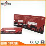 13.56MHz RFID IC Tarjeta con chip Mifare Classic 1K, DESFire 2K, además de 2K.