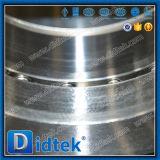 El diseño seguro del fuego de Didtek ensanchó vávula de bola del muñón