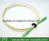 Cavo di ponticello su un lato monomodale della fibra di Sc/APC