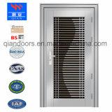 Puerta barata del acero inoxidable del precio de la puerta de acero de la seguridad