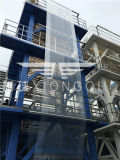 Xiongqiu 3200mm ABA trois couches de coextrusion LDPE de haute qualité à haute vitesse machine de soufflage de film