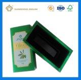 Rectángulo de empaquetado modificado para requisitos particulares de la funda a todo color de la impresión con la pieza inserta de EVA