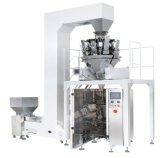 Rückseitige Dichtungs-vertikale Verpackungsmaschine, die Multiheads Wäger 420c abgleicht