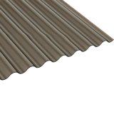 A telhadura ondulada cobre a folha corrugada do policarbonato folha ondulada