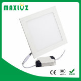 Super helle dünne 12W LED Instrumententafel-Leuchte des Quadrat-ultra