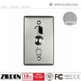 Tasto di versione del portello del pulsante del sistema di controllo di accesso dell'acciaio inossidabile