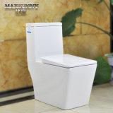 Accesorios de Baño montado en el piso One-Piece Siphonic wc, lavabo de cerámica (BG-A1012)