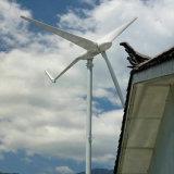 Turbina di vento orizzontale, generatore di energia eolica