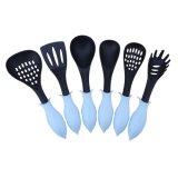 Утвари кухни ручки PP Kitchenware новой конструкции Nylon 6 частей