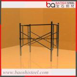 De Gelaste Frames van de Voorraad van het Staal van Baoshi half