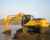 Sinomach 건축과 기술설계 기계장치 크롤러 새로운 굴착기 유압 25 톤 Zg3255LC-9c
