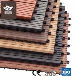 Aparelhos electrodomésticos DIY WPC Material compósito de madeira plástica da placa em deck Andar