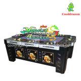 Máquina de juego de la pesca de la arcada de la máquina de juego de la pesca de la estrella del océano