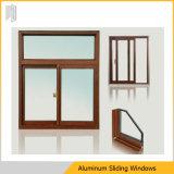 Capa popular del polvo que resbala la ventana de aluminio