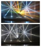 Het Aftasten die van de Straal van Sharpy van Gbr 200W 5r het Hoofd Lichte Aftasten van het Stadium bewegen