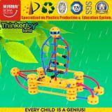 Educação de plástico brinquedo de inteligência para crianças de pé magnético
